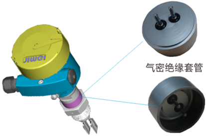 Jiwei Ring-11 High-voltage Protection Liquid Level Switch Widely Applied in No.3 Power Plant of Shanghai Waigaoqiao